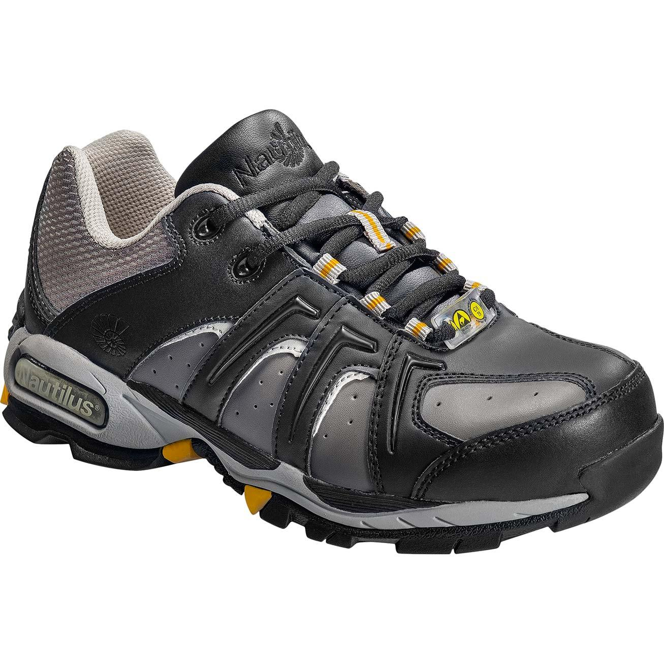 Extra Wide Steel Toe Work Shoes