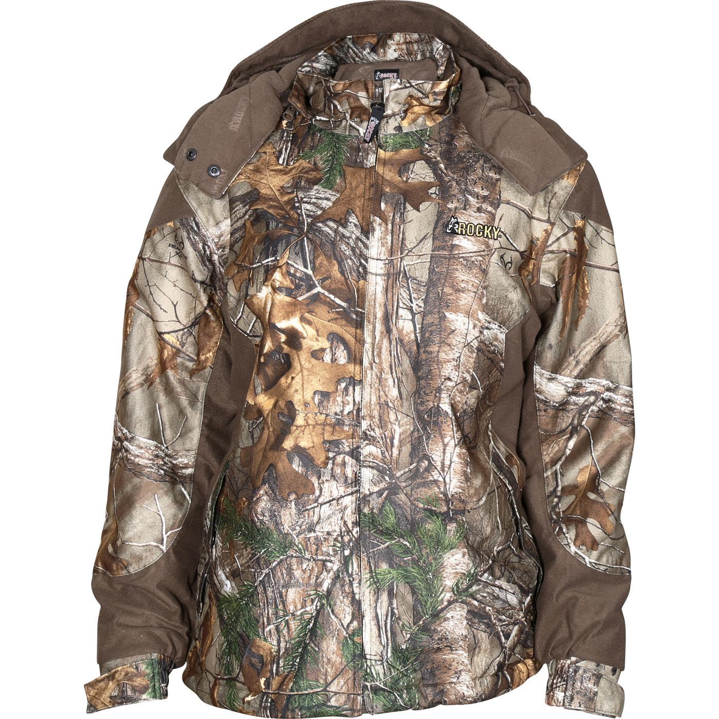 66cf78683d52a Rocky Women's ProHunter Waterproof Insulated ParkaRocky Women's ProHunter  Waterproof Insulated Parka,. Loading zoom. Women's camouflage coat ...