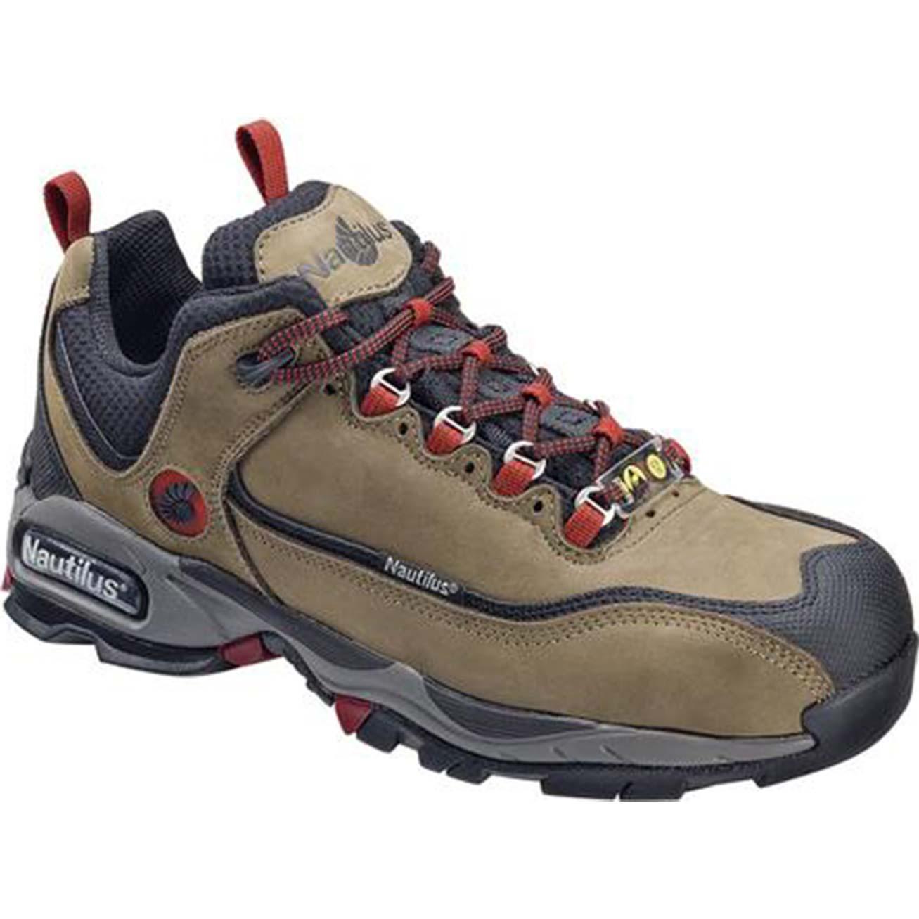 4ff3839c3db Nautilus Steel Toe Static-Dissipative Work Athletic Shoe