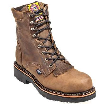 4b7a7d1b176 Justin Work J-Max Steel Toe Lace-Up Work BootJustin Work J-Max Steel Toe  Lace-Up Work Boot