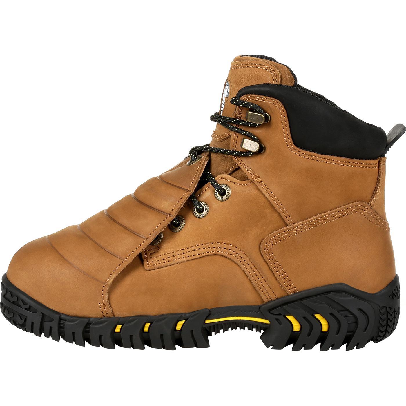 cec5a648416 Michelin® Sledge Steel Toe Metatarsal Work Boots