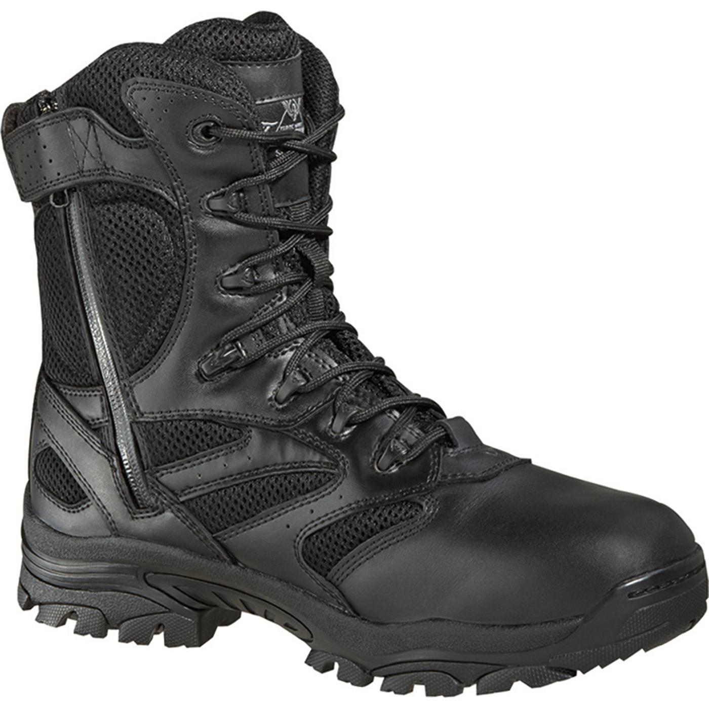 994badb97af Thorogood The Duece Waterproof Side Zip Duty Boot