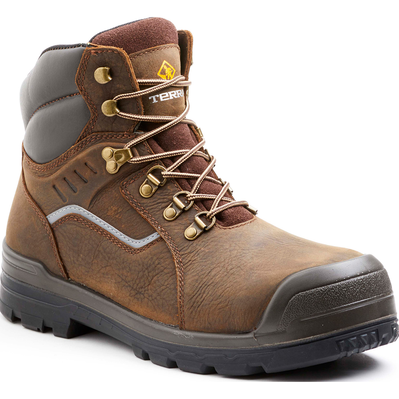 771c2a2e6ad Terra Condor Men's 6 inch Composite Toe CSA Puncture-Resistant Waterproof  Work Boot