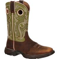 Lady Rebel by Durango Women's Meadow n' Lace Saddle Western Boot, , medium
