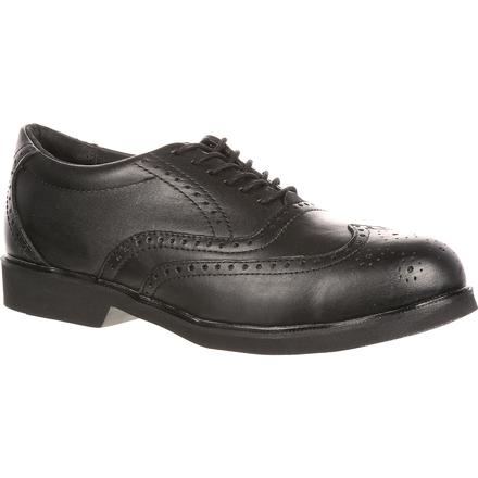Rockport Works Dressports Steel Toe Dress Wingtip