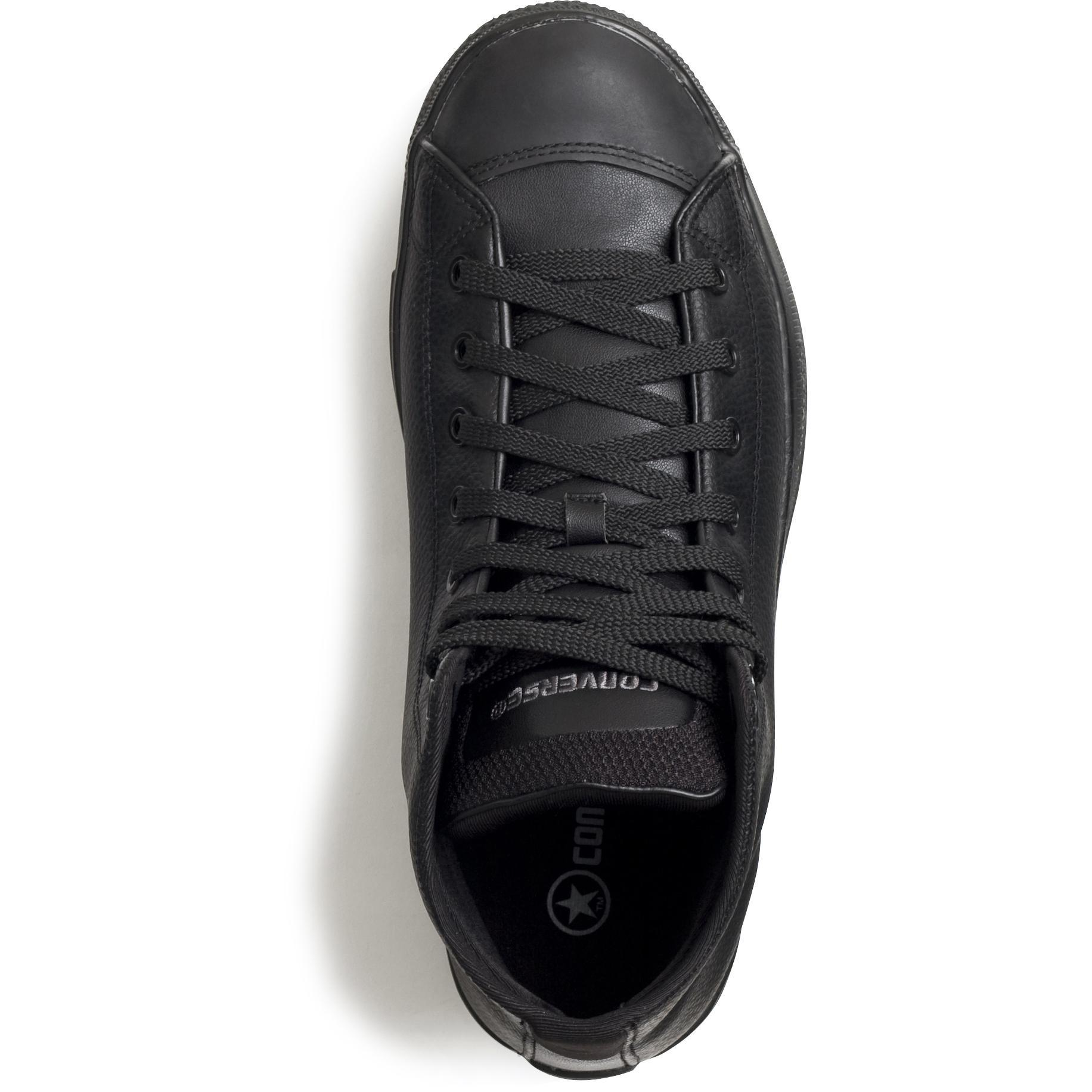 converse slip resistant hi top lehigh safety shoes