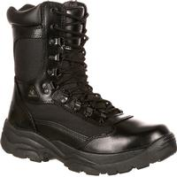 Rocky Fort Hood Zipper Waterproof Duty Boot, , medium
