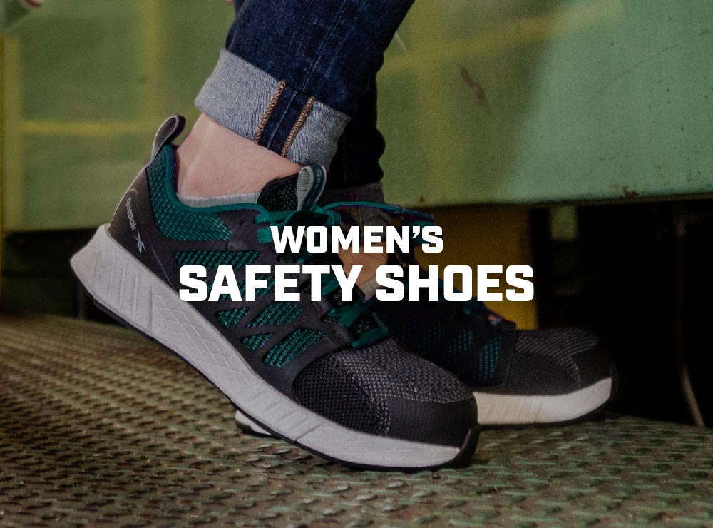 Women's Safety Shoes
