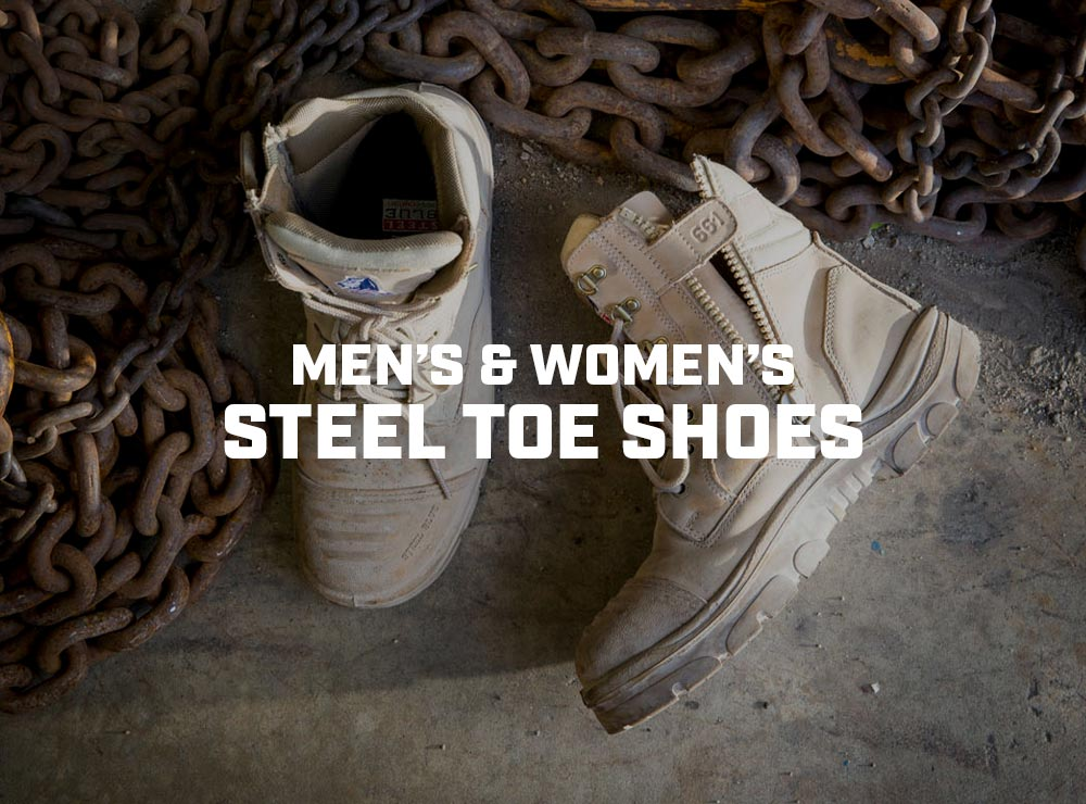 All Steel Toe